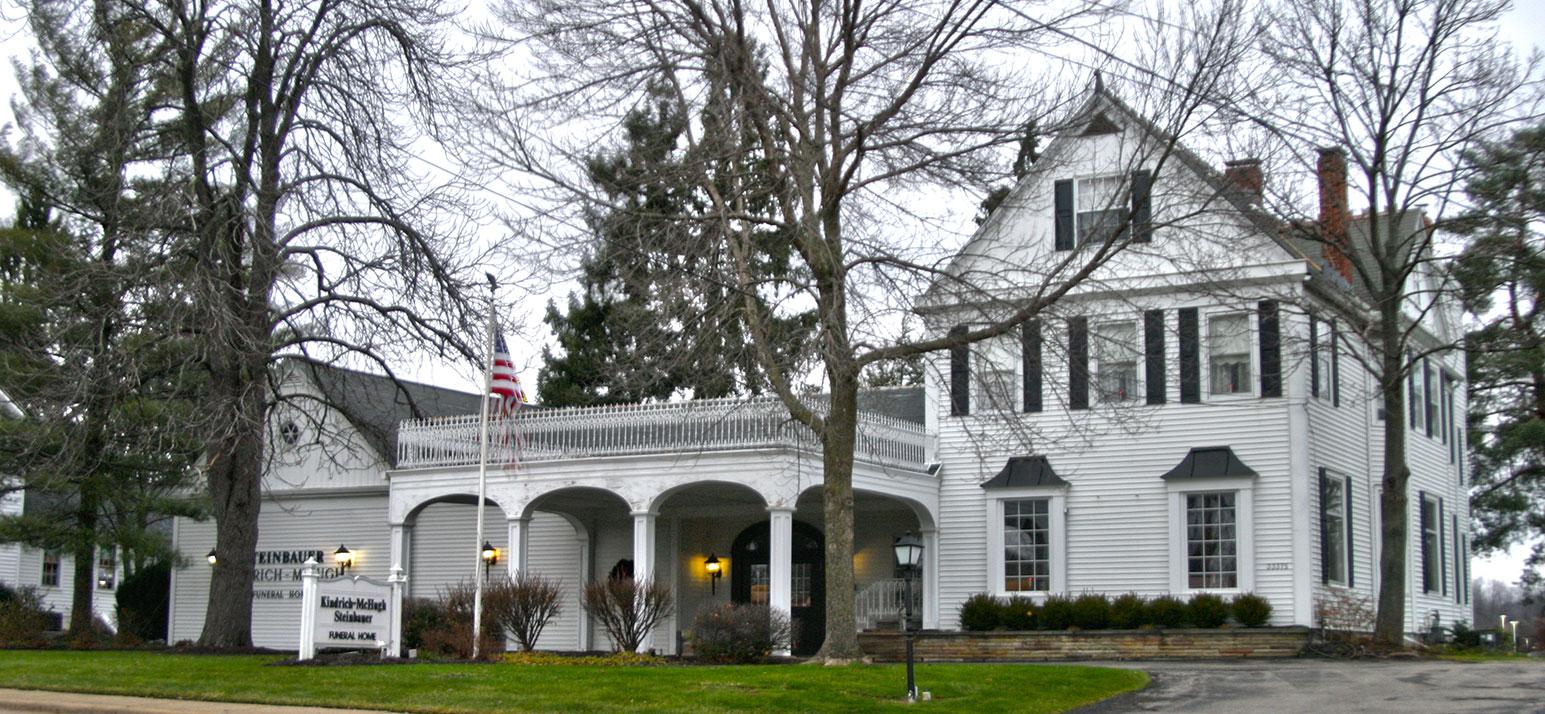 Kindrich McHugh Steinbauer Funeral Home