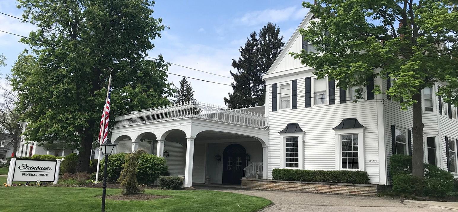 Steinbauer Funeral Home 2019
